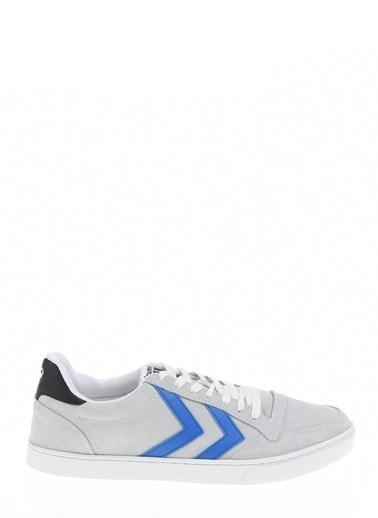 Hummel Ayakkabı Stadil 3.0 Low Suede 208693-9001 Beyaz
